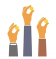 Donating Money Concept Sponsors Icon vector image