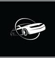 car logotype premium logo vector image