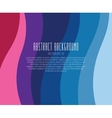 Abstract background wallpaper Colore vector image