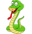 Snake Cartoon vector image