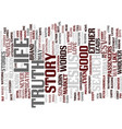 Tell me a story please text background word cloud vector image