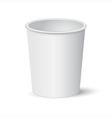 PaperCup vector image