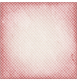 Distressed pale rose background with dots vector image vector image