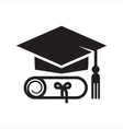 Graduation Symbols vector image