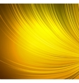 Brightly gold curtain background vector image