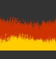 germany flag design concept vector image