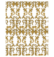 Classic style Acanthus ornament vector image