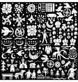 fairy tales - icons set vector image vector image