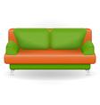 sofa 04 vector image vector image