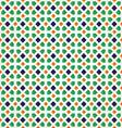 Arabic Islamic ornament geometric background vector image