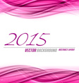 Purple Background 2015 vector image vector image
