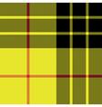 Macleod tartan kilt fabric texture seamless vector image
