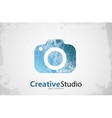 Creative studio logo design Camera logo Creative vector image