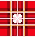 Scottish cage vector image