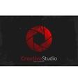 Creative studio logo design Camera logo Creative vector image