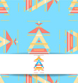 ethnic abstract pattern background vector image