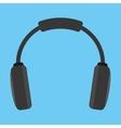 headphone gadget device design vector image