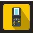 Tetris icon flat style vector image