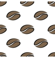 coffee beans seamless vector image