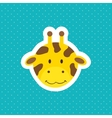 cute animal design vector image