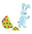 Easter Egg 5 vector image