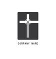 Cross Focus logo vector image