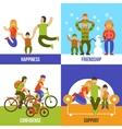 Family Design Concept vector image
