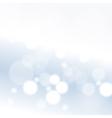 Blue Boke Background vector image