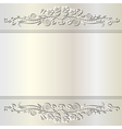 pearl background vector image vector image