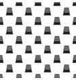 thimble pattern vector image