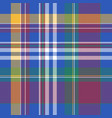 blue check seamless fabric texture square pixel vector image