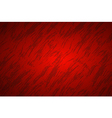 Red abstract background with dark streaks vector image vector image