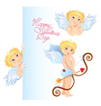 angels set 380 vector image vector image