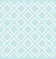 tile pastel mint green and white pattern vector image