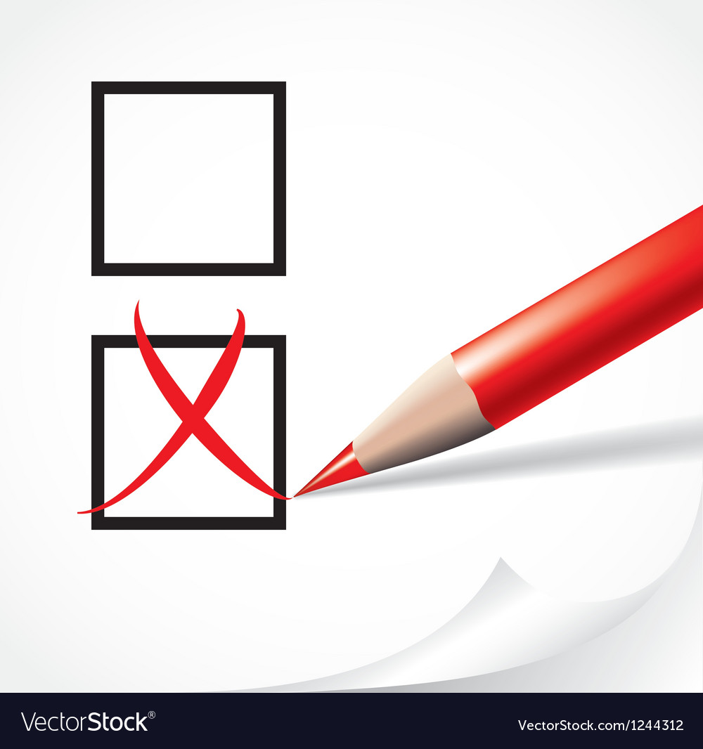 Voting conceptdissagree vector