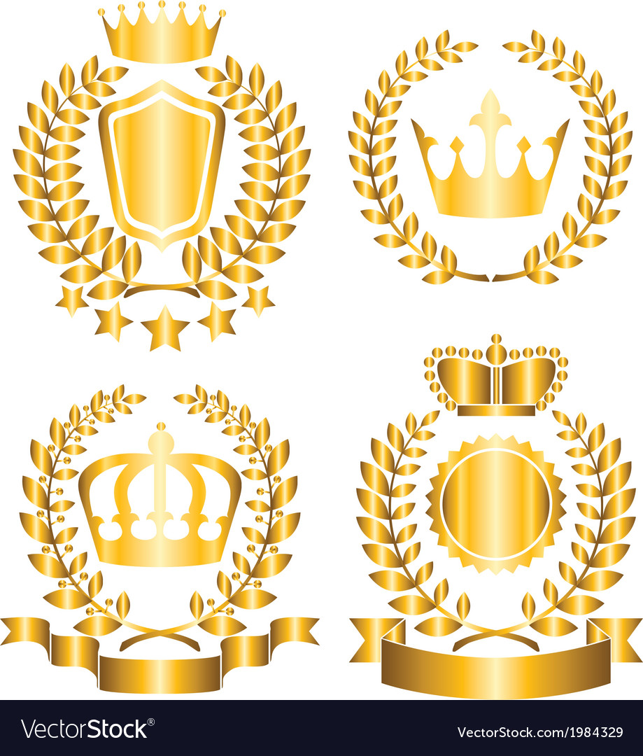 Award lable vector