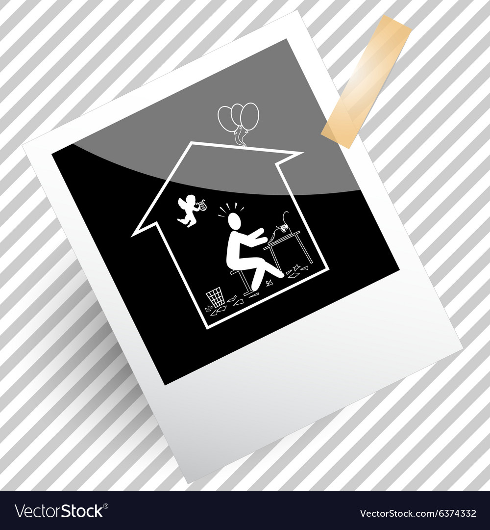 Home inspiration vector
