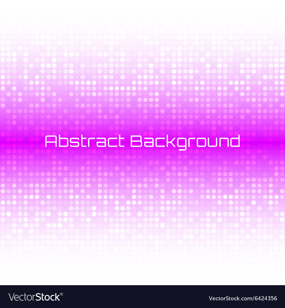 Bright light violet technology business background vector