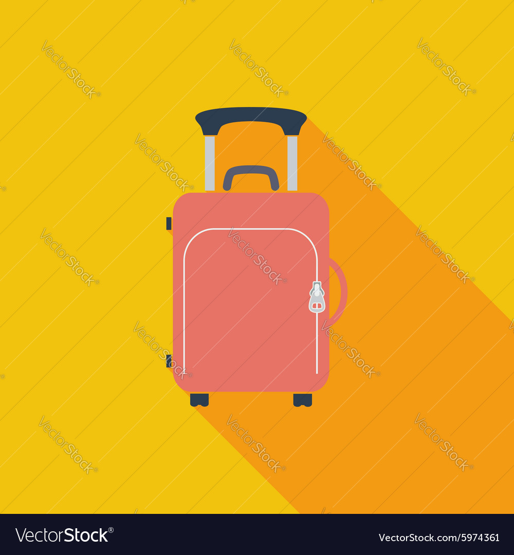 Suitecase vector
