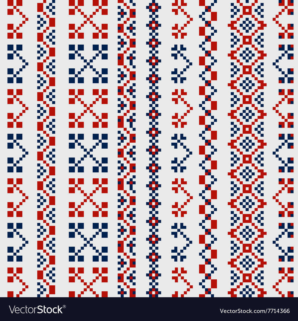 National pattern vector