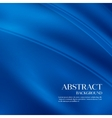 Blue Template Abstract background with vector image