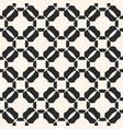 grid seamless pattern ornamental texture vector image