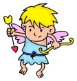cupid collection stock vector image