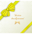 greeting card concept vector image