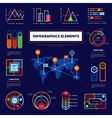 Infographic Elements Poster vector image
