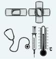 Medicine concept vector image