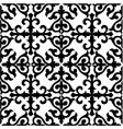 embroidery pattern vector image
