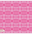 zebra background with pink stripes vector image