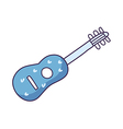 icon Guitar vector image vector image