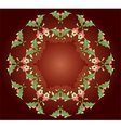 eighteen series designed from the ottoman pattern vector image